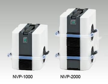 Diaphragm Vacuum Pump NVP-1000・NVP-2000・NVP-2100
