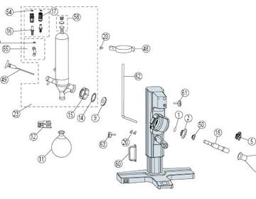 Component Parts List