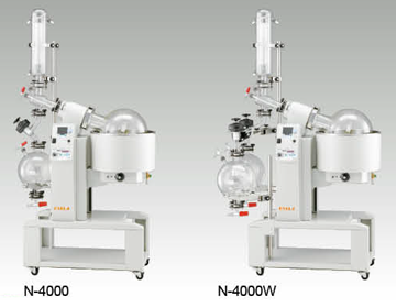 Rotary Evaporator with 20L sample flask N-4000・N-4000H・N-4000W